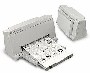 Drucker Hewlett Packard DeskJet 400