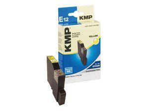 Tinte KMP, für EPSON T032440, mit Chip, gelb, 17ml