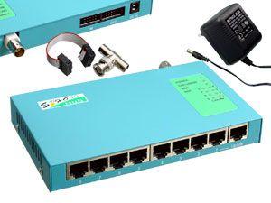 Netzwerk-HUB Hama 44642