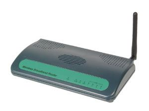 Wireless-B Router/Access-Point Digitus DN-7005