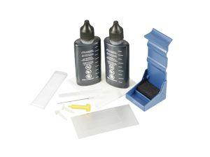 Nachfülltinten-Set HAMA Schwarz für HP-Drucker