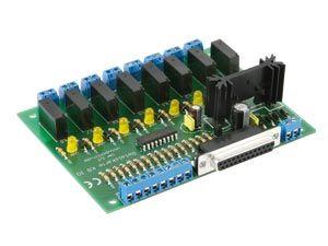 Bausatz PC-Relaiskarte K8IO