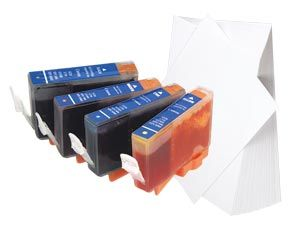 HAMA Tintenpatronen-Set Canon