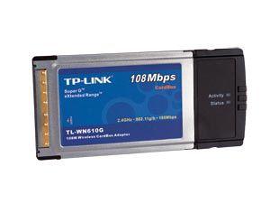 Wireless LAN PCMCIA-Karte, 108 Mbps