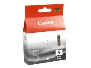 Tintenpatrone CANON PGI-5BK