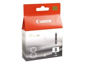 Tintenpatrone CANON CLI-8BK