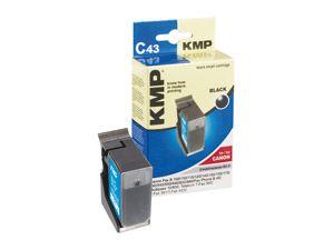 Tintenpatrone KMP, kompatibel zu CANON