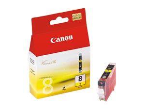 Tintenpatrone CANON CLI-8Y
