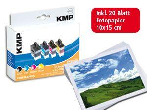 Tinten-Vorteils-Set für Canon