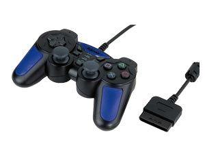 PS2-Gamepad HAMA Grip-Controller