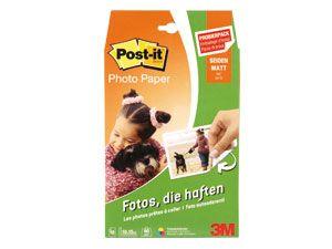 Fotopapier 3M Post-it, selbstklebend