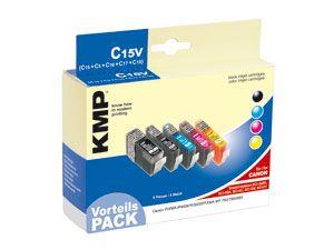 Tinten-Vorteils-Set KMP, kompatibel mit CANON