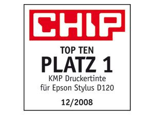 Tintenpatronen-Set KMP, kompatibel für Epson T0715 - Produktbild 2