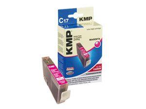 Tintenpatrone KMP, kompatibel für Canon BCI-6M, magenta