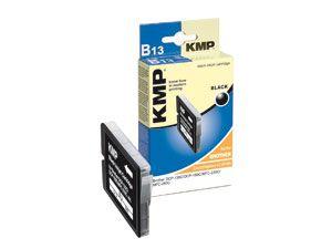 Tintenpatrone KMP, kompatibel für Brother LC-970BK, schwarz