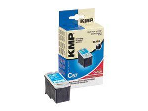Tintenpatrone KMP, kompatibel für Canon PG-40, schwarz