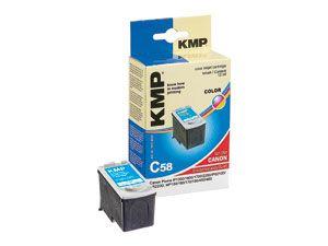 Tintenpatrone KMP, kompatibel für Canon CL-41, 3-Color