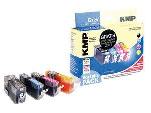 Tinten-Vorteils-Set KMP, für CANON, mit Kalender