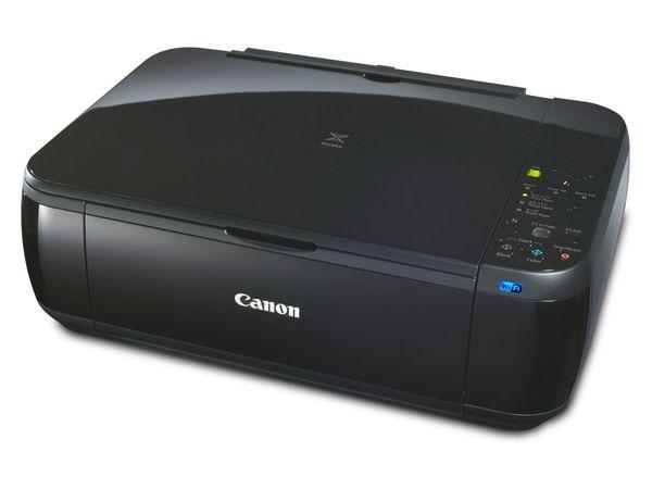 Multifunktionsgerät mit WLAN CANON PIXMA MP495 - Produktbild 1
