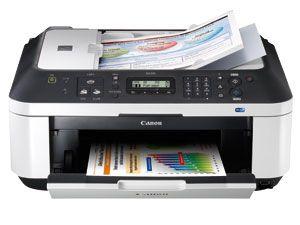 Multifunktionsgerät mit Fax CANON PIXMA MX340 - Produktbild 1