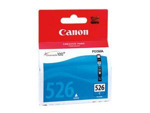 Tintenpatrone CANON CLI-526C, 9 ml