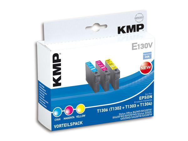 Tintenpatronen-Set KMP, kompatibel für Epson T1306