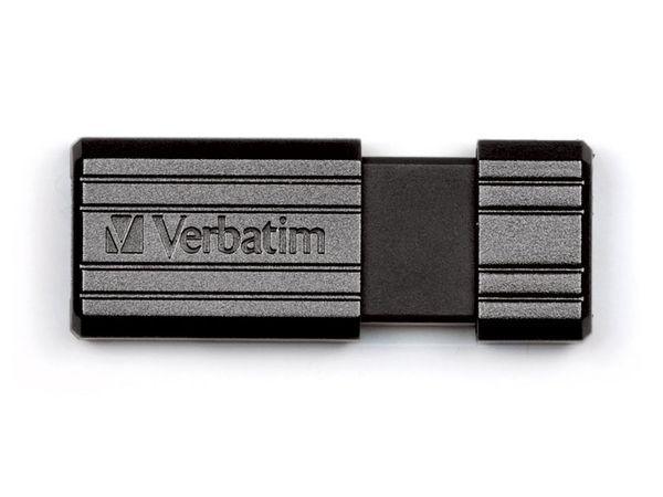 USB-Speicherstick VERBATIM PinStripe, 4GB - Produktbild 2