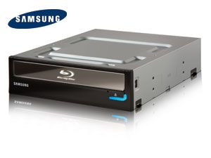 Blu-ray Combo-Laufwerk SAMSUNG SH-B123L/BSBP