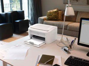 Laserdrucker mit ARAL-Gutschein CANON i-SENSYS LBP6000 - Produktbild 4