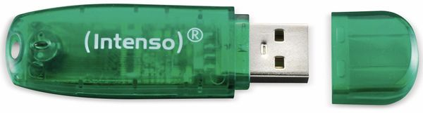 USB-Speicherstick INTENSO Rainbow Line, 8 GB - Produktbild 3