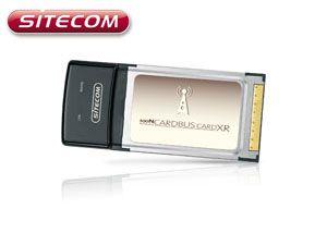 Wireless LAN PCMCIA-Karte SITECOM WL-319, 300 Mbps - Produktbild 1