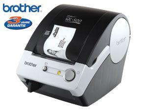 Etikettendrucker BROTHER QL-500BS