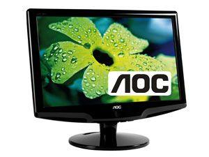 "47 cm (18,5"") LCD-Flachbildschirm AOC 931Swl - Produktbild 1"