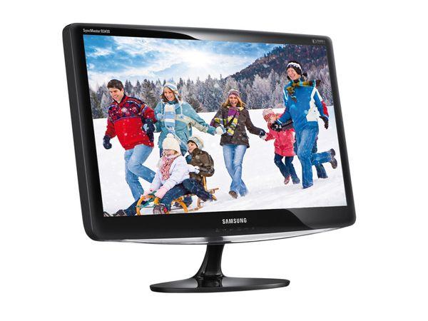"""61 cm (24"""") TFT-Bildschirm/-Fernseher SAMSUNG B2430HD - Produktbild 1"""