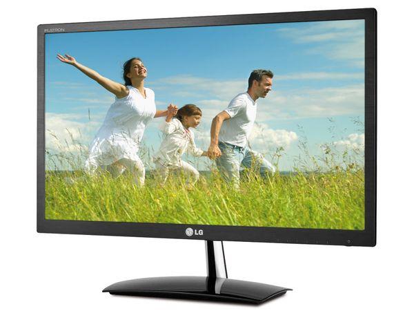 """58,4 cm (23"""") TFT/LED-Flachbildschirm LG E2351VR-BN - Produktbild 1"""