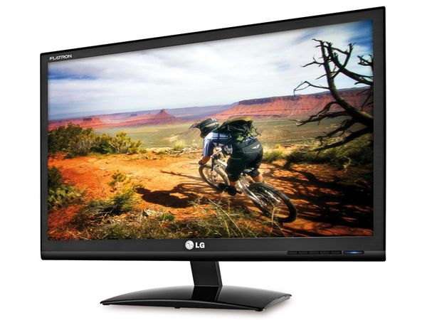 """61 cm (24"""") TFT/LED-Flachbildschirm LG E2441T-BN - Produktbild 1"""