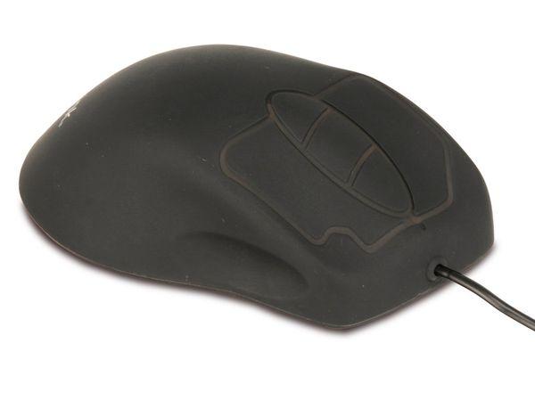 Wasserabweisende USB-Maus LOGILINK ID0071 - Produktbild 1