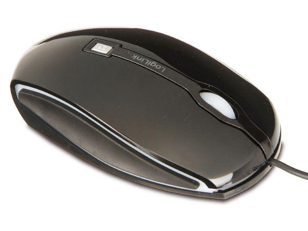 Optische USB-Maus LOGILINK ID0057 Carisma