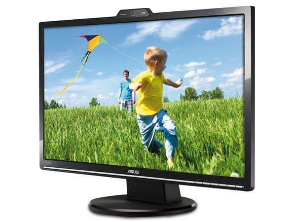 """61 cm (24"""") TFT-Bildschirm mit Webcam ASUS VK246H - Produktbild 1"""