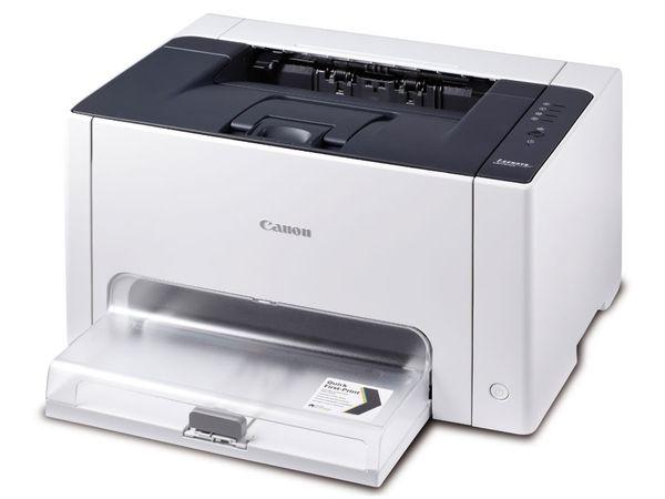 Farb-Laserdrucker CANON i-SENSYS LBP7010C - Produktbild 1