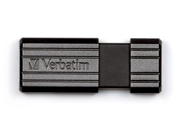 USB-Speicherstick VERBATIM PinStripe, 32GB - Produktbild 2