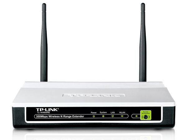 WLAN-Repeater TP-Link TL-WA830RE, 300 Mbps - Produktbild 1
