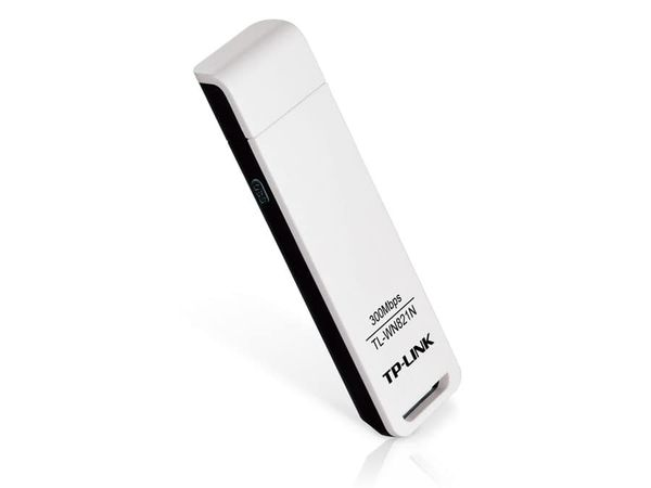 Wireless LAN USB-Stick TP-LINK TL-WN821N, 300 Mbps - Produktbild 1