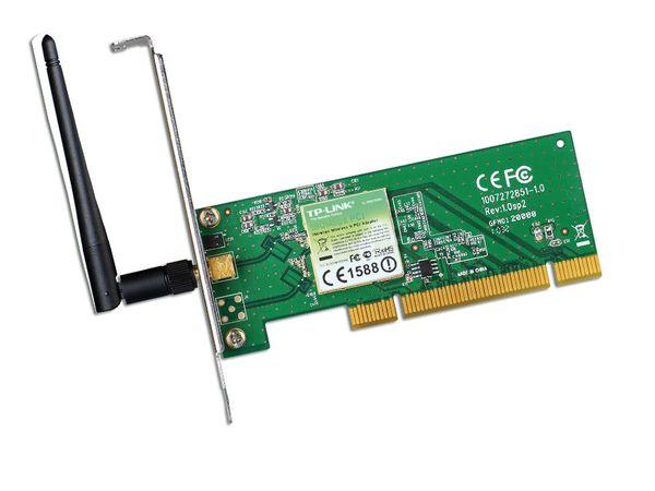 WLAN PCI-Karte TP-LINK TL-WN751ND, 150 Mbps