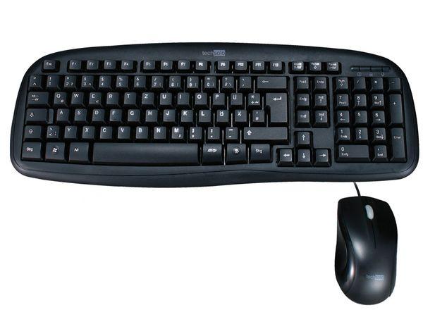 Desktop-Set TECHSOLO TKM-118
