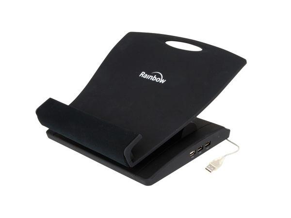 Universal Notebook-Ständer mit Cardreader RAINBOW BASIC R2715 - Produktbild 1