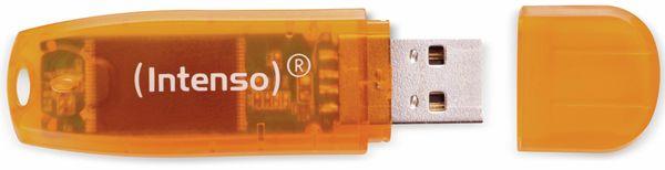 USB-Speicherstick INTENSO Rainbow Line, 64 GB - Produktbild 3