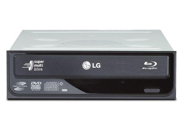 Blu-ray Kombo-Laufwerk LG CH10LS28.AUAU10B
