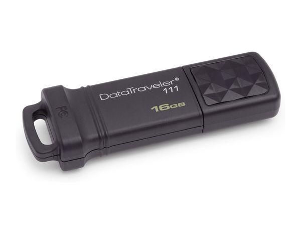 USB 3.0 Speicherstick KINGSTON DataTraveler111 3.0, 16 GB - Produktbild 1