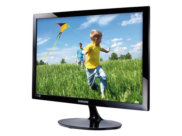 """59,94 cm (24"""") Bildschirm SAMSUNG SyncMaster S24B300BL"""